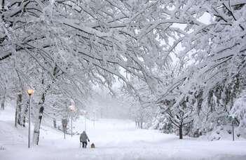 Durva és kiszámítahatatlan téli hidegbetöréseket hozhat a jövő