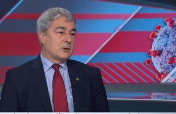 Kacskovics Imre: Én kötelezném az egészségügyi dolgozókat az oltásra!