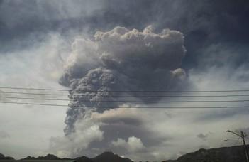 A 21. század egyik legnagyobb és legsúlyosabb vulkánkitörése zajlik most