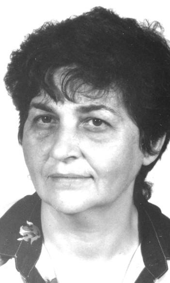 Elhunyt dr. Bodzsár Éva