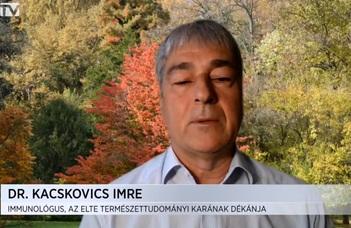 Kacskovics Imre: 60 év alatt kiválóan véd a Sinopharm vakcina