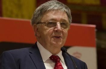 Academia Europaea díjat kapott Lovász László