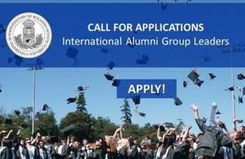 International alumni group leaders
