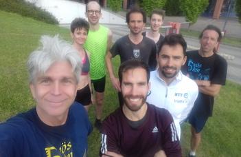 Virtuális 5vös 5km futóverseny
