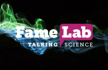 Tudományról három percben – a FameLab döntője videón