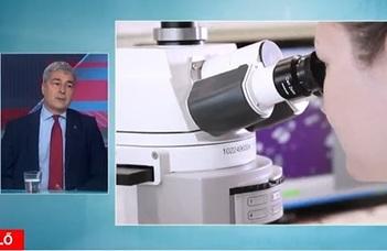Kacskovics Imre: Jobban félek a koronavírustól, mint a vakcinától
