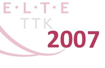 Büszkeségeink 2007