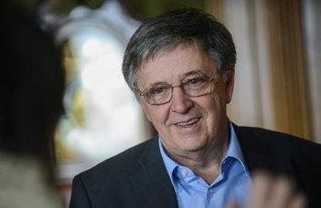 A matematika Nobel-díját kapta Lovász László