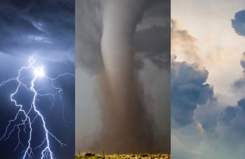 Magyar kutatók modellje segít megjósolni az egyre hektikusabb időjárást