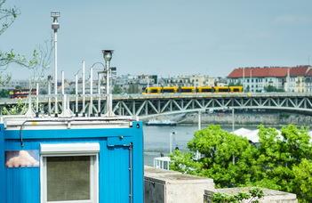 Így hatott a világjárvány Budapest levegőminőségére