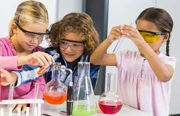 Science Camp for children
