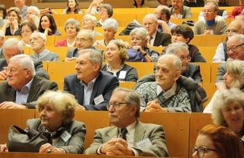 Kémikus alumni találkozó
