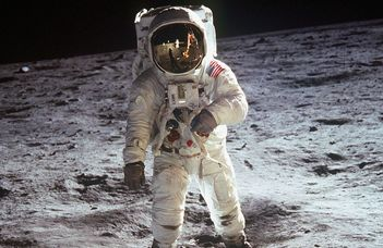 50 éve jártunk a Holdon