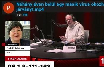 Néhány éven belül egy másik vírus okozhat járványt