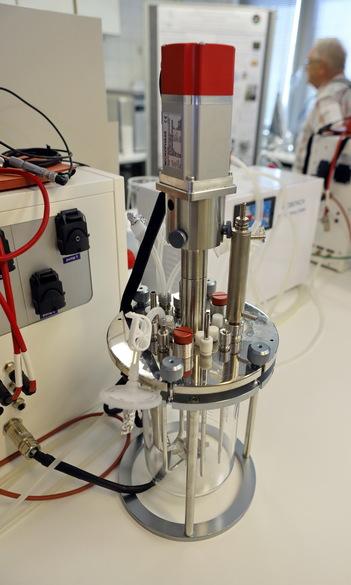 Minden eddiginél komplexebb fehérjevizsgálatra alkalmas laborok épültek