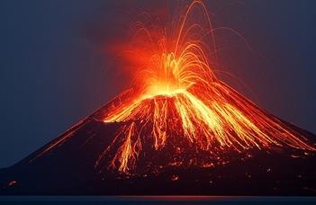Egy piciny kristály segít a vulkánkitörések azonosításában