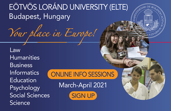 Study at the leading university of Hungary
