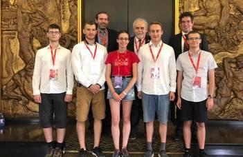 Négy érmet nyertünk a Kémiai Diákolimpián