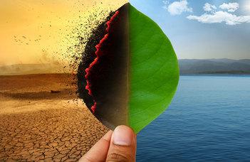 """End Climate Change, Start Climate of Change""  vitaverseny"