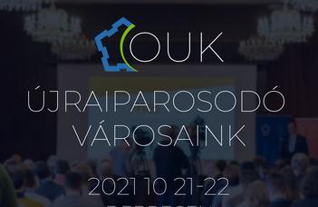 Országos Urbanisztikai Konferencia a Debreceni Egyetem Műszaki Karán