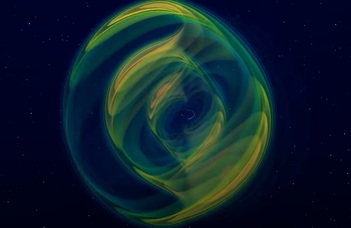 Két különböző tömegű fekete lyuk bizonyítja újra Einstein elméletét