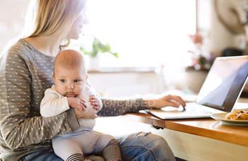 Tudományos kutatás otthonról, kisgyermekkel a világjárványban