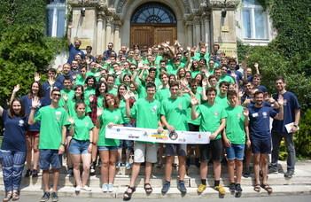 A TTK, a IK, és az Eötvös Collegium rendez nyári tábort 9–10–11. évfolyamos diákok számára.