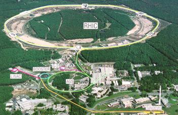 Az ELTE kutatóinak részvételével újra indult az amerikai RHIC részecskegyorsító