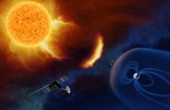 Az űridőjárás-kutatás élvonalában az ELTE
