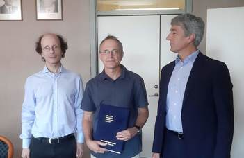 Új igazgató a Földrajz-és Földtudományi Intézetben