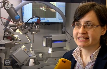 ELTE-CrystalLab röntgendiffrakciós labormegnyitó