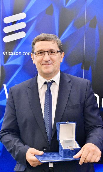 Átadták az Ericsson-díjat