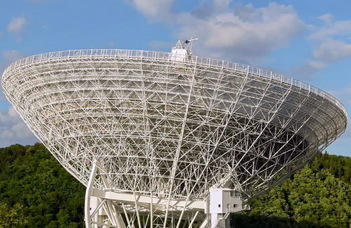 Radio universe